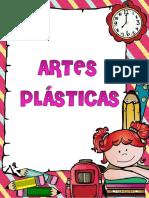 ARTES PLASTICAS 2020