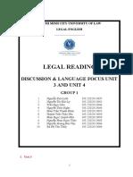 LE43B - Group 1 - Legal Reading Unit 3&4.docx