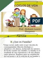 familia y ciclo vital