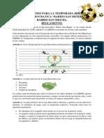 BASES DEL TORNEO PARA LA TEMPORADA 2020
