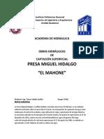 PRESA MIGUEL HIDALGO