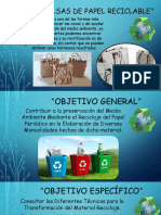 Bolsas De papel Reciclable STEAM.pptx