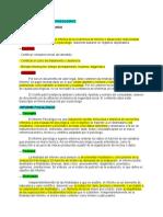 CRITERIOS DE INFORME PSICOLOGICO resumen