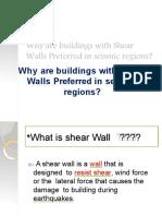 DESIGN OF SHEAR WALLS