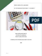 CRÉDITO MERCANTIL ADQUIRIDO REVISTA DIGITAL CONTABILIDAD FINANCIERA V – VOLUMEN 2