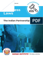 the-Indian-Partnership-Act-1932-notes