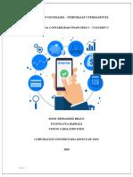 INVERSIONES EN SOCIEDADES TEMPORALES Y PERMANENTES REVISTA DIGITAL CONTABILIDAD FINANCIERA V – VOLUMEN 1