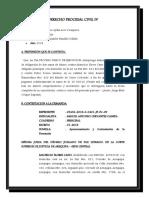 LUCERO AYLIN ARCE COAQUERA - CONTESTACION A DEMANDA DE EJECUCION (1).docx