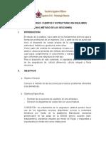 Plan de leccion 4 - Armaduras _Metodo Secciones_