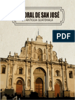 Catedral de San José en Antigua Guatemala
