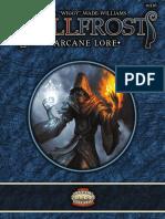 Savage Worlds - Hellfrost - Arcane Lore.pdf