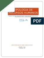 TIPOLOGIA DE RECURSOS HUMANOS.docx