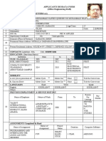 MCE Engrs Bio data Supervisory Form A-4 (For Design Engineer) (1)