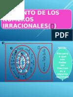02 Conjunto de Los Numeros Irracionales