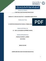 4.2 Certificación en ética para el trabajo en humanos_García_Franklin