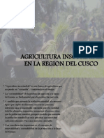 Agricultura Insostenible