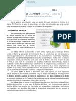 4° Basico Unidad 1 -Guia 2 - Los climas de America.pdf