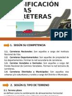 CLASIFICACIÓN DE LAS CARRETERAS.pptx