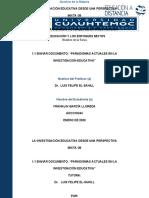 Paradigmas en la IE_García_Franklin