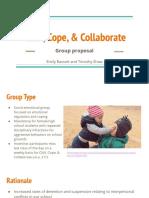 group proposal