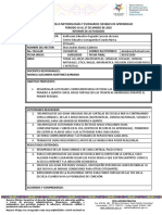 Formato Informe Actividades SEDNARIÑO CE LOMAPAMBA
