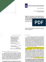 LOPES, Marcos Carvalho - O sentido do agora (ou Foucault lendo Kant).pdf