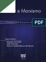 CARVALHO, M.; ANTUNES, J.; MOURA, M. - Marx e Marxismo - ANPOF (2015).pdf