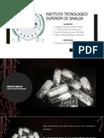 DROGAS DE ABUSO- exposicion