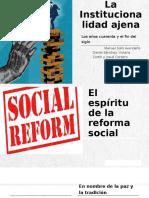 La Institucionalidad ajena.pptx