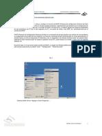 Instalar Servidor DHCP en Windows Server 2003