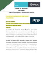 Informe 2 química Chan, Vallejo (1)