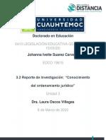 Entrevistas Orden Jurídico_ Suarez_Johanna