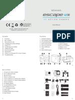 manual Escape 4KW Kitvision