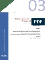 Entorno Económico y Normativa Financiera Internacional