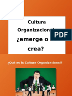 CONCEPTO GENERAL-Cultura empresarial