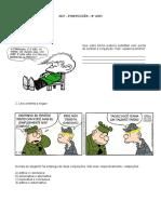 AVF - PORTUGUÊS - 8° ANO - LAVOISIER
