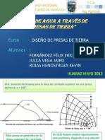 """[PDF] """"FLUJO DE AGUA A TRAVÉS DE PRESAS DE TIERRA"""""""