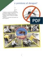 El dengue en nuestro pais