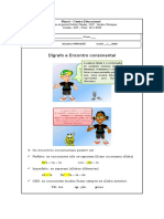 dígrafo e encontro consonantal resumo.doc