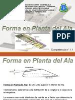 T3 FORMA EN PLANTA DEL ALA.ppt