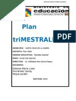 plan anual bimestralizado ZENOBIA APONTE- 2019