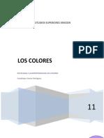 Zair Alonso Zecua (Psicología y la Importancia del color)