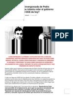 La enésima sinvergonzada de Pedro Sánchez_ ¿Qué nos intenta colar el gobierno en el BOE de hoy_ - El Diestro.pdf