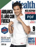01 2020 Men's Health Mexico
