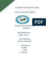 TECNICA DE LA ENTRVISTA III.docx
