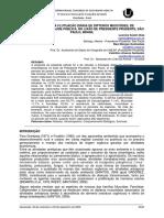 Observação Da Flutuação Diária de Dipteros Muscóides, De Importancia Para Saude Pública, No Lixão de Presidente Prudente, São Paulo, Brasil
