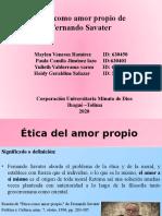 ACTIVIDAD 6 El Amor Propio