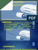 1.CERTIFICACION AERONAUTICA PRELIMINARES SESION 1 Y 2.pptx