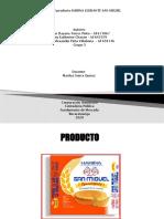 Análisis del producto Harina Leudante San Miguel