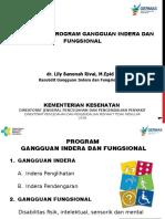 Manajemen Program Final Gangguan Indera
